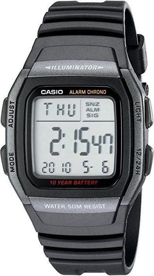 Relógio Casio W-96h-1bvcb Original