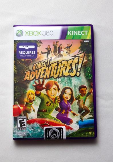 Game Xbox 360 Kinect Adventures - Original - Novo - Lacrado