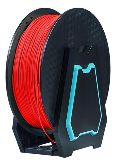 Filamento 3d Rise Pla 1,75mm Vermelho 1kg
