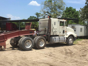 International 9400 Con Lowboy Witzco Challenger 2002