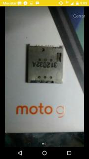 Lector Sim Motorola Moto G Primera Generación Xt1032 Xt1045