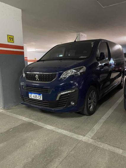 Peugeot Traveller 2.0 Hdi 150cv 2018