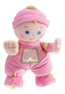 Mi Primera Muñeca Fisher Price