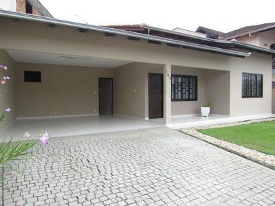 Casa No Iririú Com 2 Quartos Para Locação, 161 M² - 6607