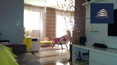 Apartamento Alegria 114 Metros 2 Vagas Permuta Casa Terreá - Ap0688