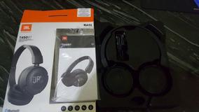 Fone De Ouvido Sem Fio Jbl T450bt Branco On-ear Bluetooth