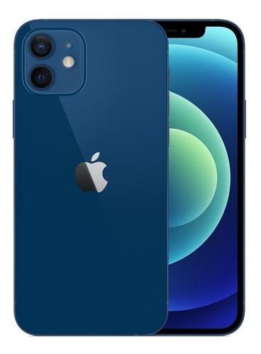 iPhone 12 Apple 128gb Azul Tela Super Retina Xdr De 6.1