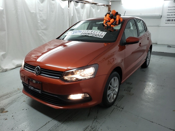 Volkswagen Polo 1.6 L4 Sound Tiptronic At 2018