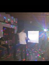 Alquiler Quenoque Karaoke/ Luces /f. Flúor Quilmes Z.sur.
