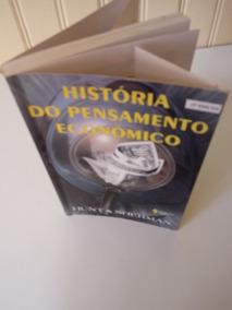 História Do Pensamento Econômico Hunt & Sherman .obc Store