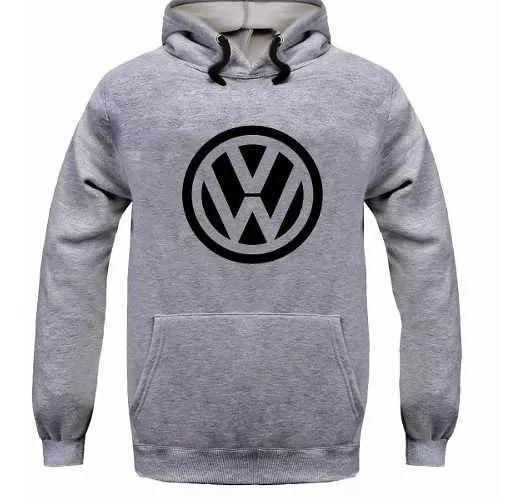 Moletom Volkswagen Carros Ótima Qualidade Logo Volkswagen