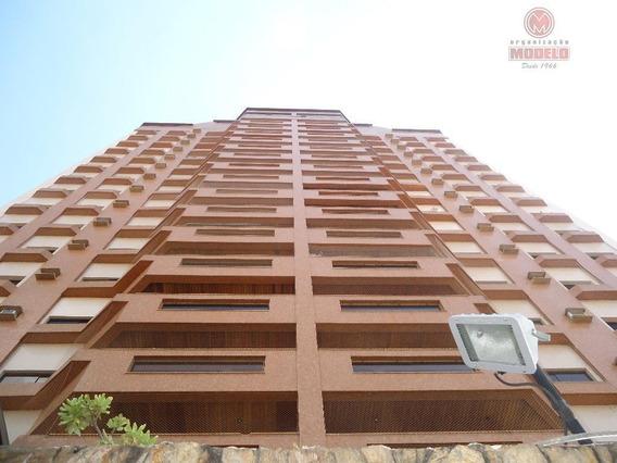 Apartamento Com 3 Dormitórios Para Alugar, 171 M² Por R$ 2.500,00/mês - Vila Rezende - Piracicaba/sp - Ap0181