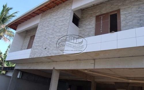 Sobrado Novo Com 2 Dormitórios Em Praia Grande Sp.