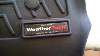 Weathertech Ford Explorer Eddie Bauer 2008/2011 350vd
