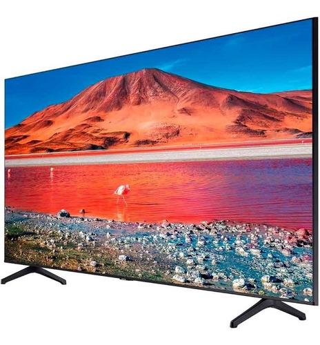 Tv Samsung 43'' 43tu7000k 4k-uhd Plano Smart Tv Led