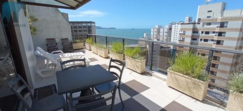 Imagem 1 de 30 de Apartamento A Venda No Bairro Vila Alzira Em Guarujá - Sp.  - 1033-1