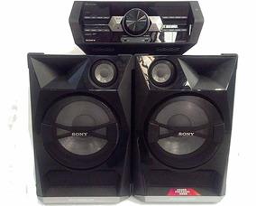 Aparelho De Som Sony Hcd-shake33- 1800w Rms- Novo Na Caixa