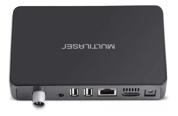 Smart Tv Box Hibrido Android + Conversor 1gb Ram+ 8gb Pc001