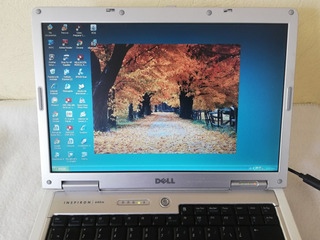 Laptop Dell Inspiron 640 M Funcionando