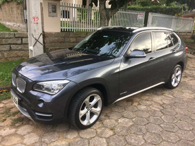 Bmw X1 Sdrive 20i Turbo X-line Teto Panoramico