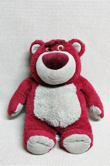 Urso Lotso Pelucia Toy Story Disney Parks 35 Cm Baug