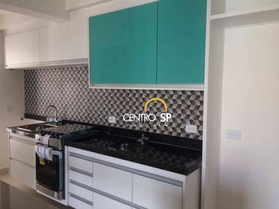 Apartamento Residencial Para Locação, Vila Nova Cidade Universitária, Bauru. - Ap3505
