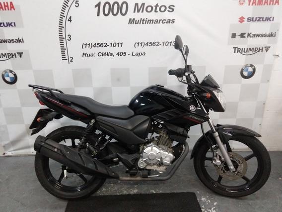Yamaha Fazer 150 Ed 2015 Otimo Estado Aceito Moto