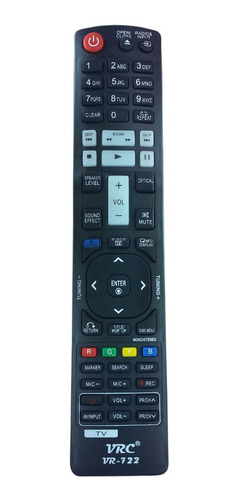 Control Remoto Bluray LG (solo Blu Ray No Home Theater )
