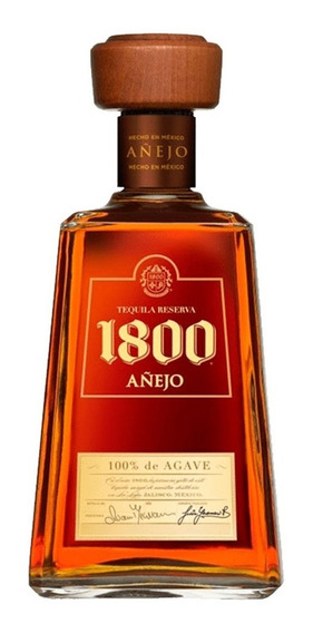Tequila Cuervo 1800 Añejo 700 Ml.*