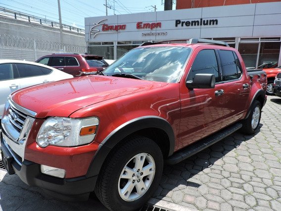 Ford Pick Up Sport Track Modelo 2010