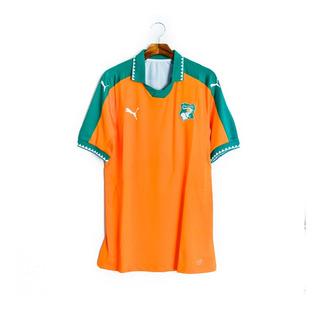 Camisa De Futebol Masculino Costa Do Marfim 2016/17 Puma