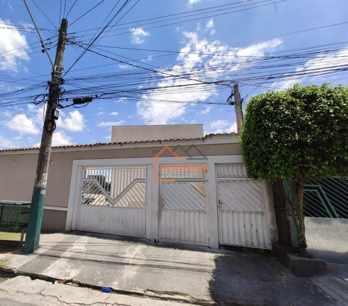 Sobrado À Venda, 59 M² Por R$ 250.000,00 - Vila Cosmopolita - São Paulo/sp - So0258