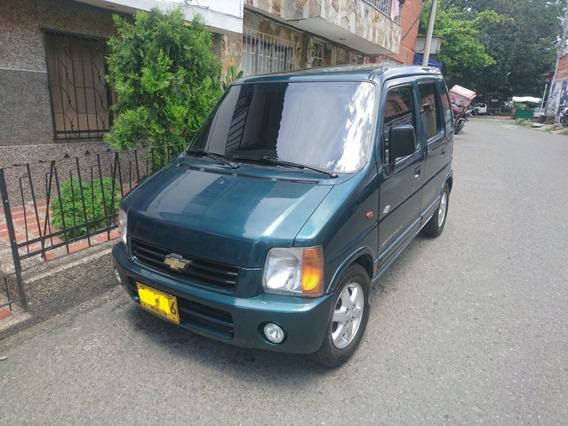 Chevrolet Wagon R Plus 2002