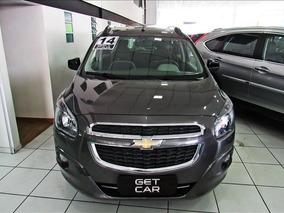 Chevrolet Spin Spin 1.8 Advantage 8v Flex 4p Manaul