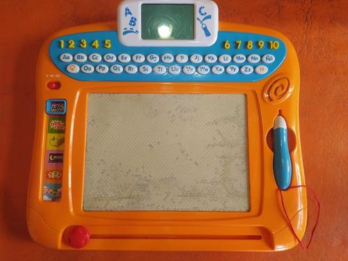 Laptop Juguete Didáctica P/ Niños. Aprende Las Letras Y Mas!
