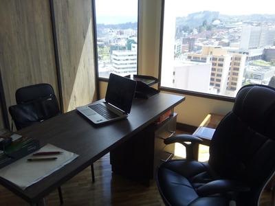 Arriendo Oficinas Edificio Benalcazar 1000 Piso 15 Amoblada