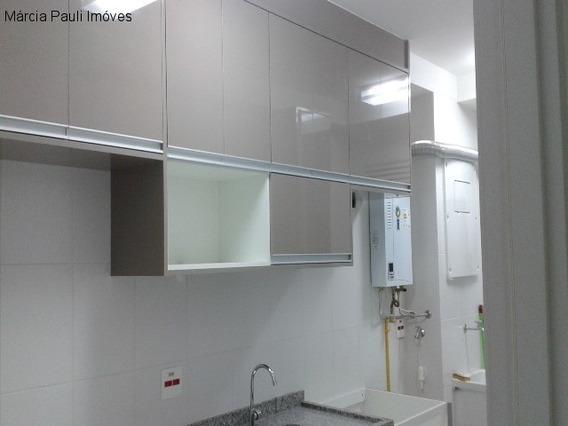 Apartamento Para Locação No Forest - Jardim Ana Maria - Jundiaí - Ap04666 - 67852040
