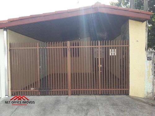 Imagem 1 de 26 de Casa Com 2 Dormitórios À Venda, 80 M² Por R$ 300.000,00 - Vila Tatetuba - São José Dos Campos/sp - Ca0262