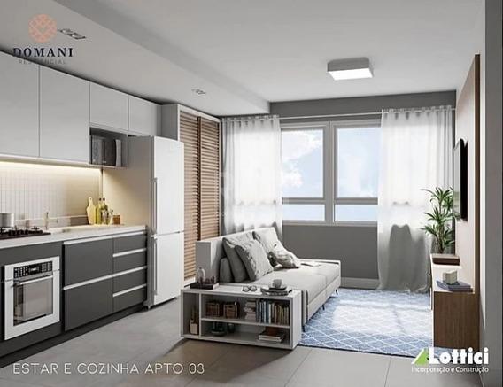 Apartamento Em Fátima Com 2 Dormitórios - Ev4206