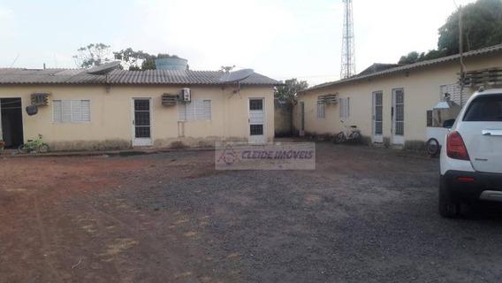 Kitnet Com 1 Dormitório À Venda Por R$ 390.000 - Parque Atalaia - Cuiabá/mt - Kn0105