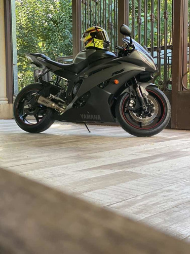 Yamaha R6 - Inmaculada (mirá El Video)