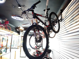 Bicicleta Mtb Mountain Bike Glock 29 Aluminio Shimano Disco