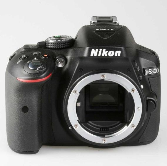 Câmera Dslr Nikon D5300 Corpo