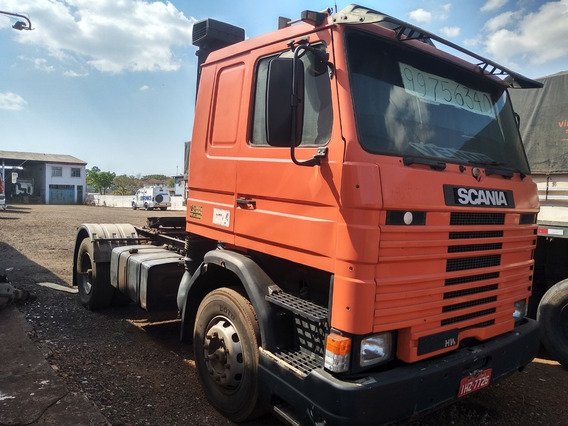 Scania Frontal Ano 1982 - Motorização Hw113/360 Ano 91