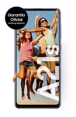 Samsung Libre Galaxy A21s Azul