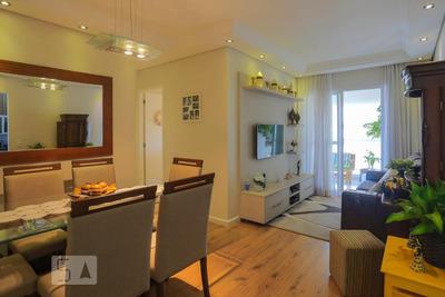 Apartamento No 11º Andar Mobiliado Com 2 Dormitórios E 1 Garagem - Id: 892898679 - 198679