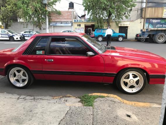 Ford Mustang 1981 Automático Clásico