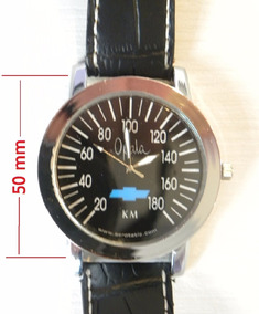 Relógio De Pulso Velocimetro Opala Big
