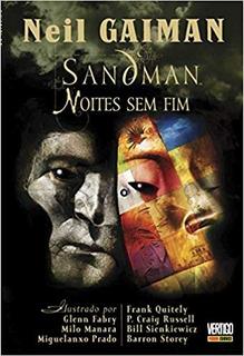 Hq Sandman Noites Sem Fim