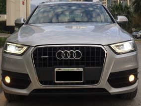 Audi Q3 2.0 Luxury Quattro 2013